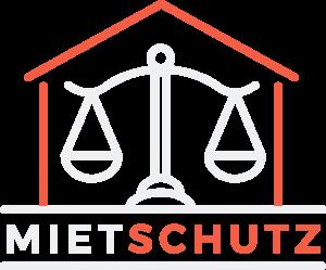 mietschutz.at Logo Hell - Ihre erste Adresse für günstigere Altbaumieten in Wien